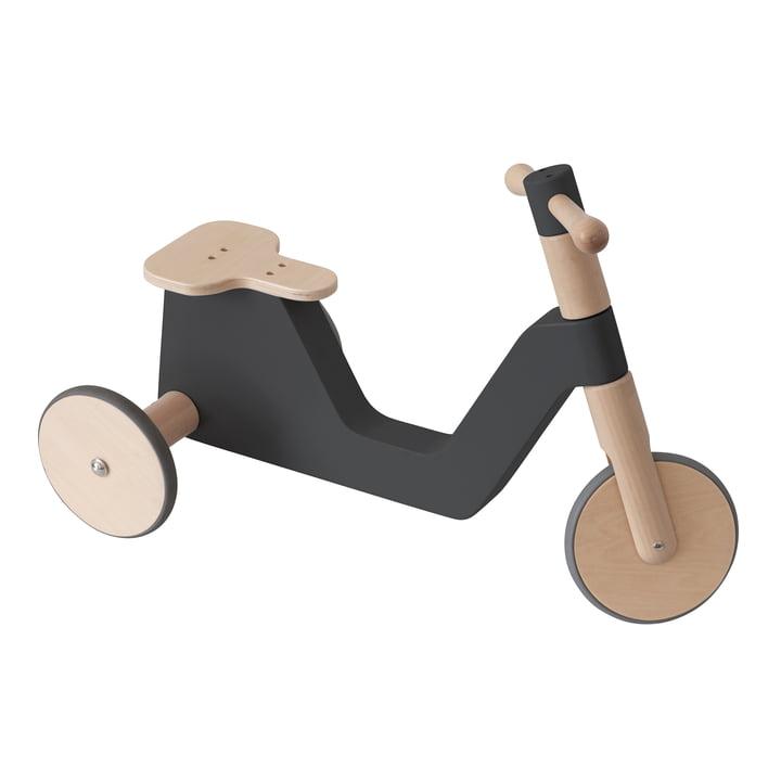 Der Scooter von Sebra in classic black