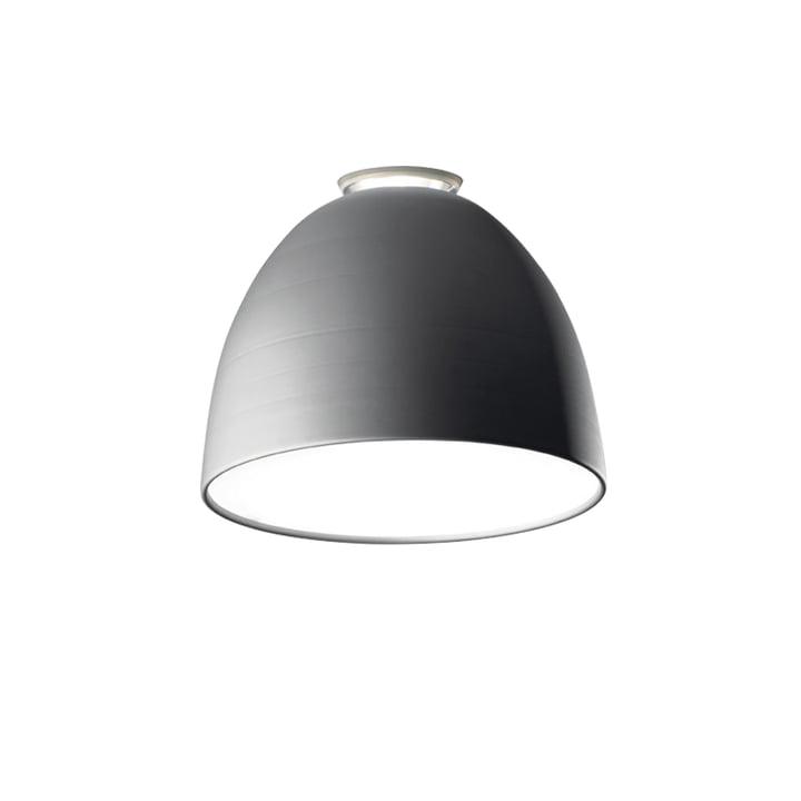 Artemide - Nur Mini Soffitto Deckenleuchte, aluminiumgrau