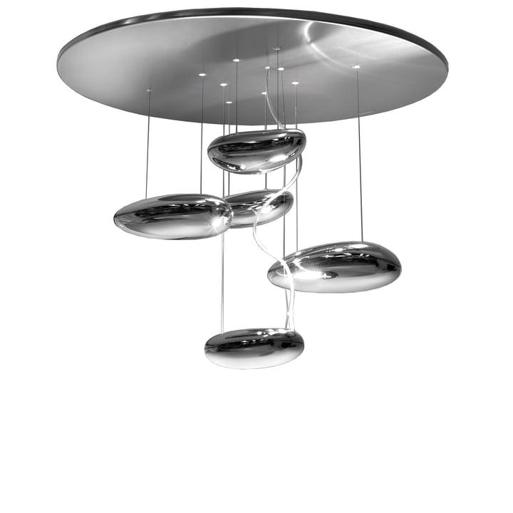 Mercury Mini LED-Deckenleuchte von Artemide