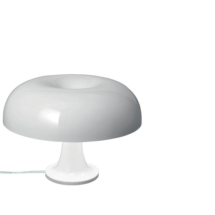 Artemide Nessino Tischleuchte, weiß