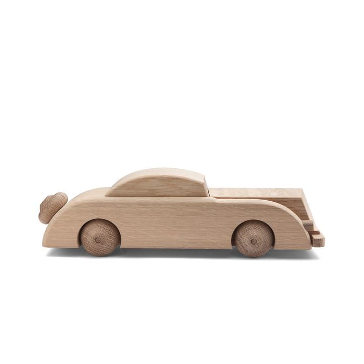 Limousine Holzfigur groß, Eiche von Kay Bojesen
