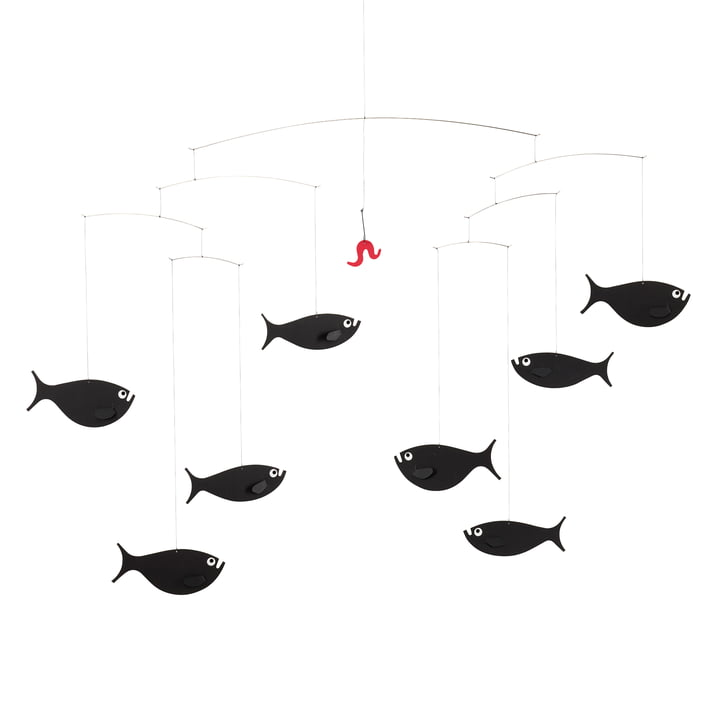 Shoal of Fish Mobile von Flensted Mobiles