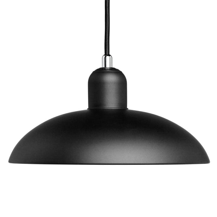 6631-P Pendelleuchte, matt schwarz von KAISER idell