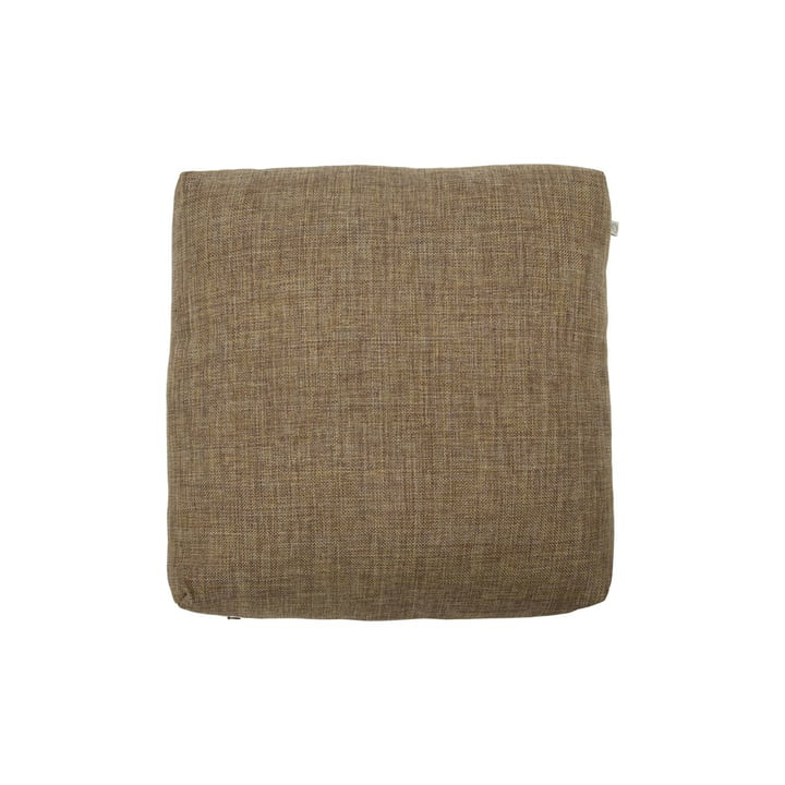 Das Fine Outdoor Sitzkissen von House Doctor in camel 45 x 45 cm