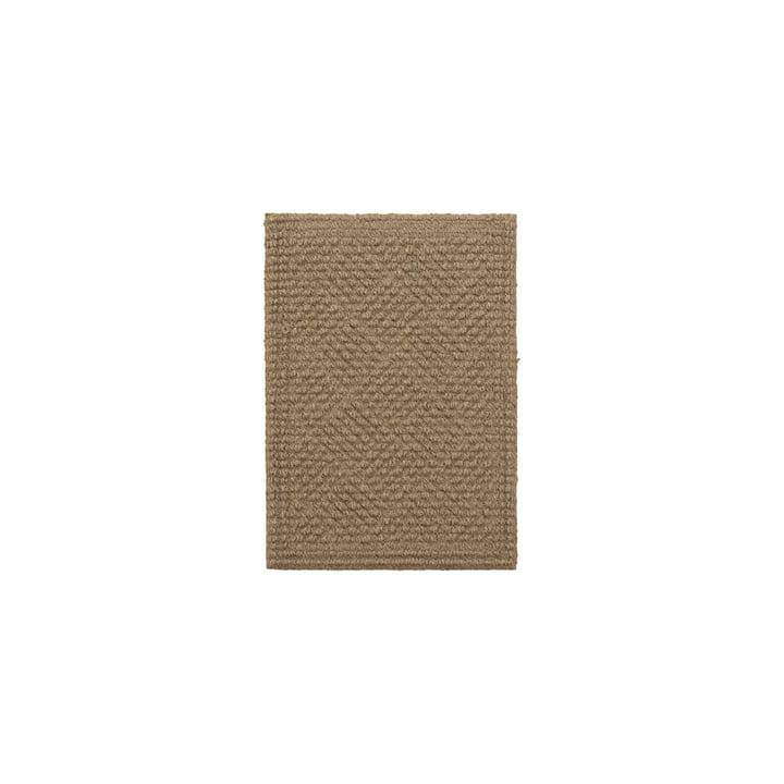 Die Clean Fußmatte von House Doctor in natur, 90 x 60 cm