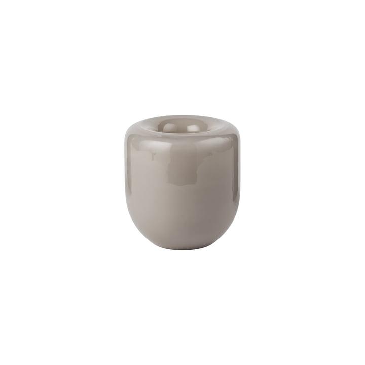 Opal Vase small Ø 14 x H 16 cm, beige opal von Kristina Dam Studio