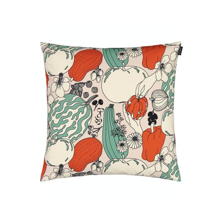 Der Vihannesmaa Kissenbezug von Marimekko, 50 x 50 cm