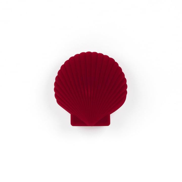 Venus Schmuckaufbewahrung, rot von Doiy