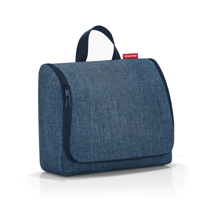 Die toiletbag XL von reisenthel in twist blue