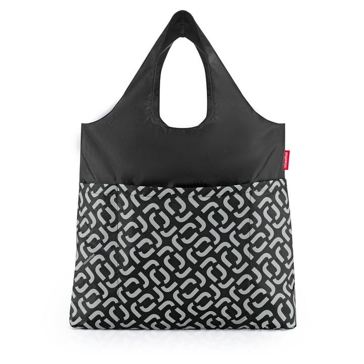 Der mini maxi shopper plus von reisenthel in signature black