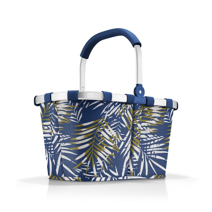 Die carrybag von reisenthel in jungle space blue (Limited Edition)