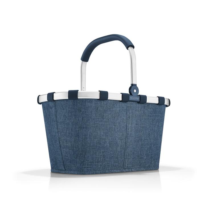 Die carrybag von reisenthel in twist blue