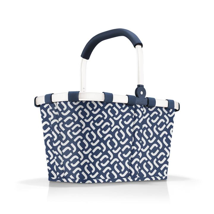 Die carrybag von reisenthel in signature navy