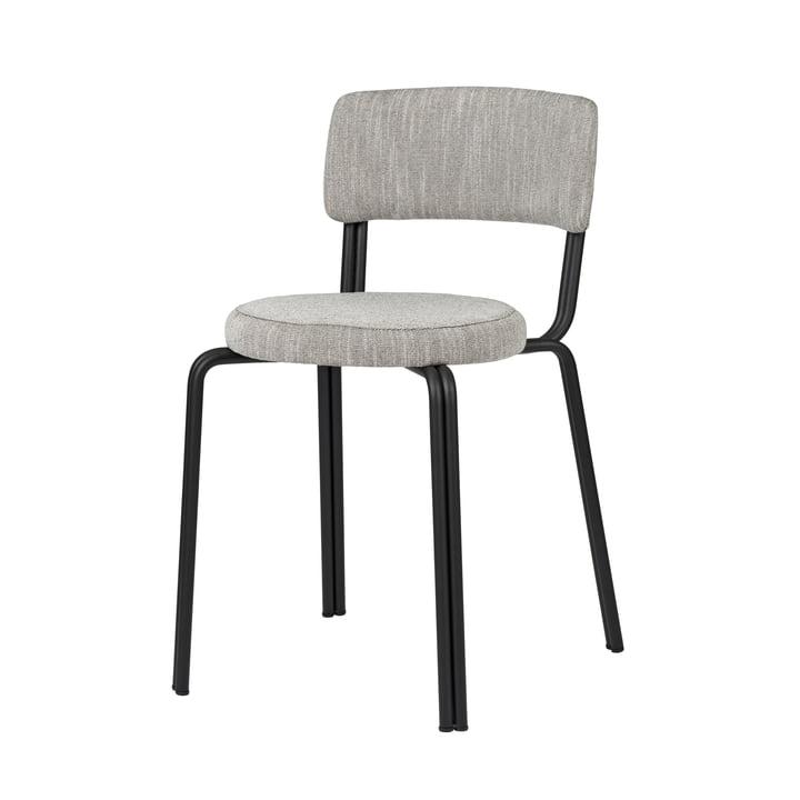 Der Oda Stuhl von Broste Copenhagen in schwarz