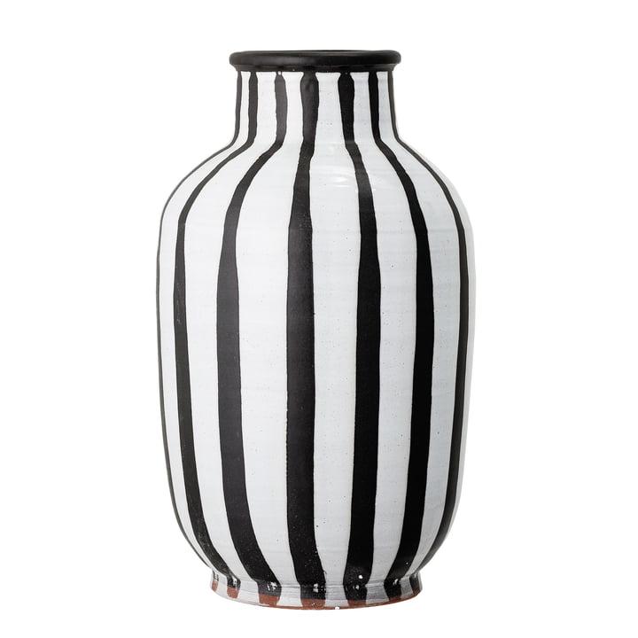 Schila Vase von Bloomingville H 44 cm in weiß