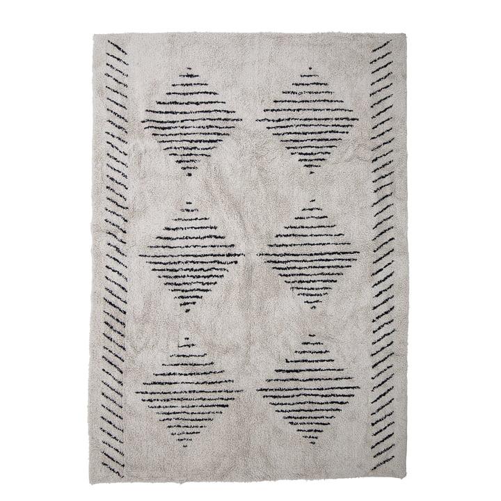 Der Jegor Teppich von Bloomingville, 200 x 140 cm, natur