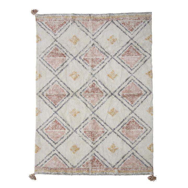 Der Inka Teppich von Bloomingville, 200 x 140 cm, bunt