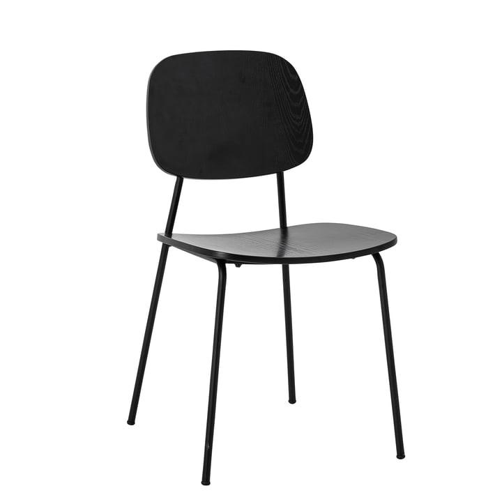 Monza Stuhl von Bloomingville in schwarz