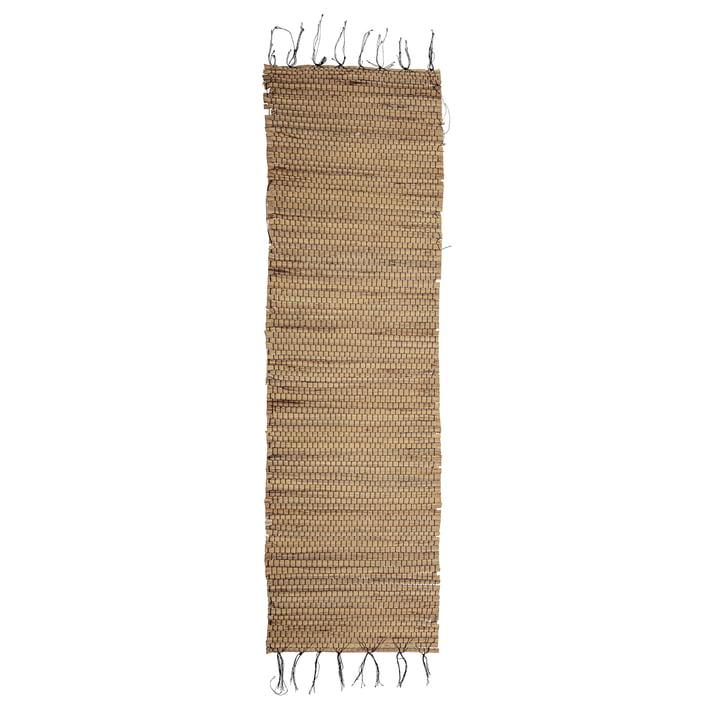 Der Dixi Tischläufer von Bloomingville, 43 x 145 cm, natur