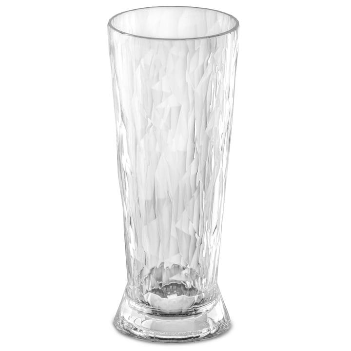 Das CLUB NO. 10 Superglas von Koziol, 0.3 l, crystal clear