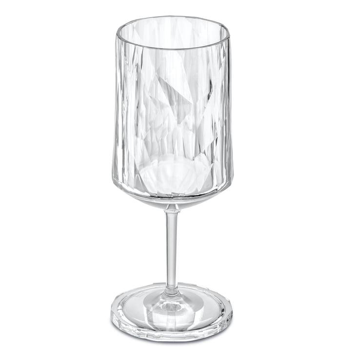 Das CLUB NO. 4 Superglas von Koziol, 0.3 l, crystal clear