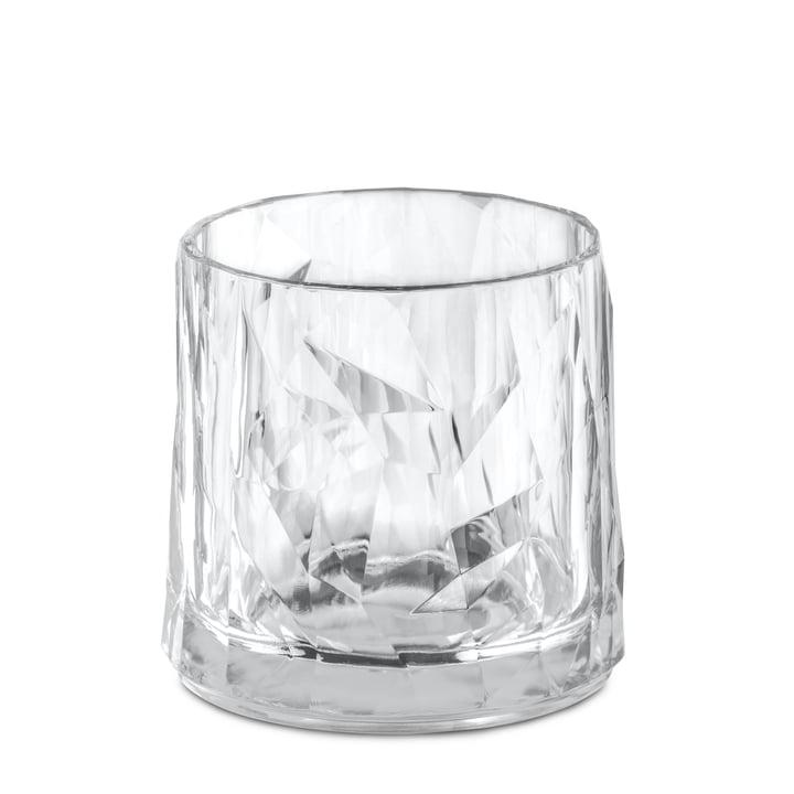 Das CLUB NO. 2 Superglas von Koziol, 0.25 l, crystal clear