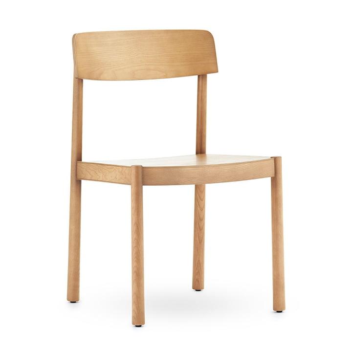Der Timb Stuhl von Normann Copenhagen  in natur