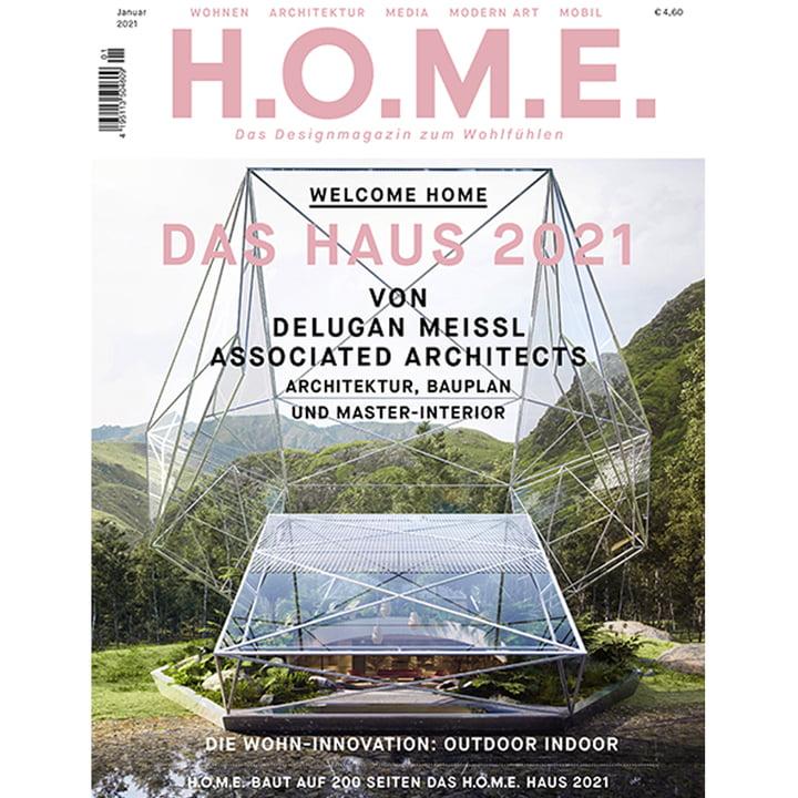 H.O.M.E. Designmagazin - Januar 2021