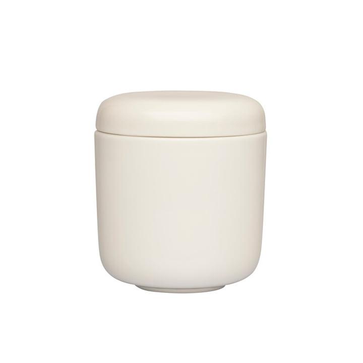 Der Essence Krug mit Deckel von Iittala, 0,26 l, weiß