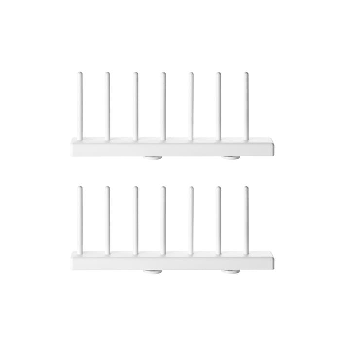Plattenhalter, 20 cm weiß (2er-Set) von String