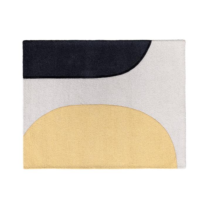 Cecilie Manz Teppich Balance 103 x 130 cm von Fritz Hansen