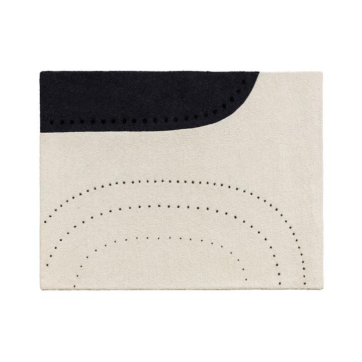 Cecilie Manz Teppich Dotted Balance 103 x 130 cm von Fritz Hansen