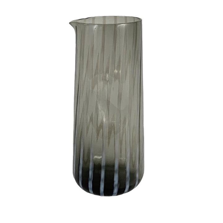 Die Mizu Wasserkaraffe von OYOY, Ø 10 cm, grau