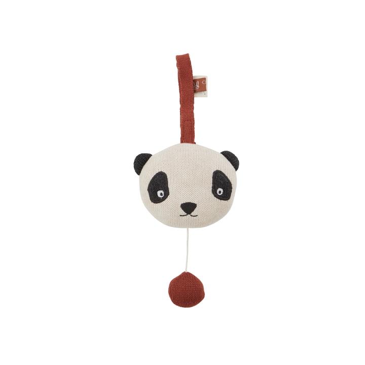 Die Kinder-Spieluhr von OYOY, Panda