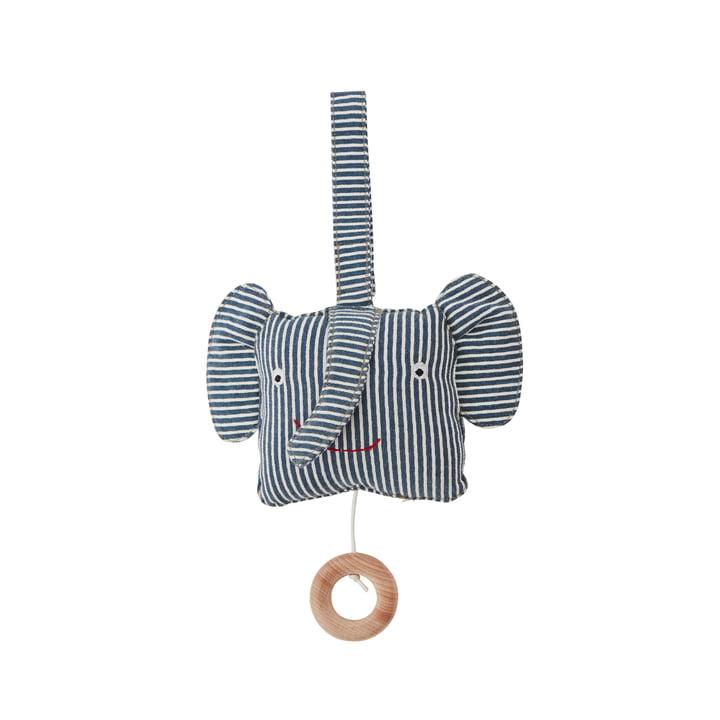 Die Kinder-Spieluhr von OYOY, Erik Elefanten