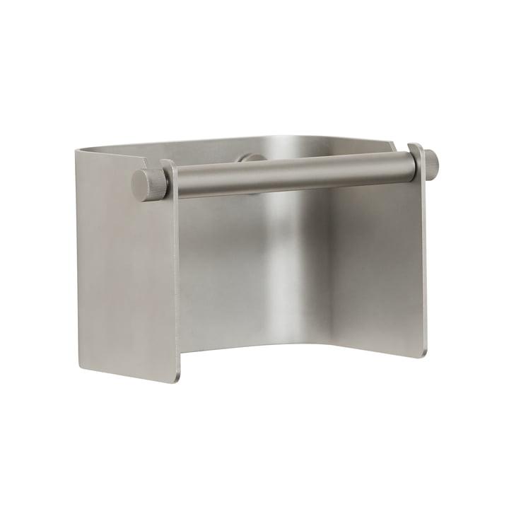 Arc Toilettenpapierhalten, chrom matt von Form & Refine