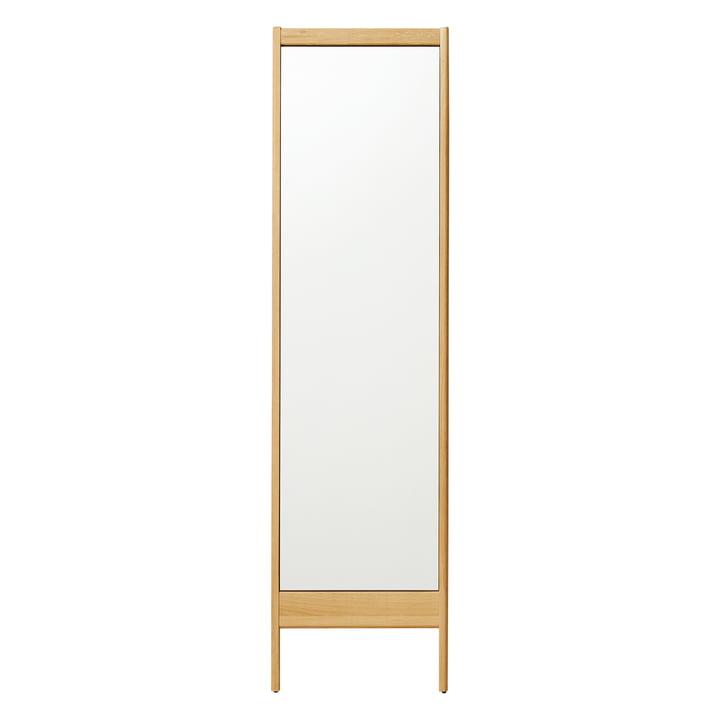 A Line Spiegel, H 195,5 cm, Eiche von Form & Refine