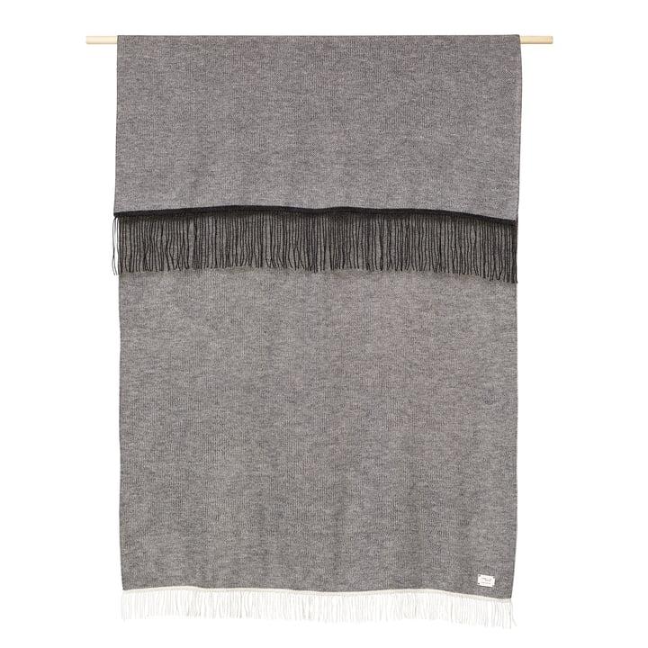 Aymara Decke, 130 x 190 cm, Moulinex, grau von Form & Refine