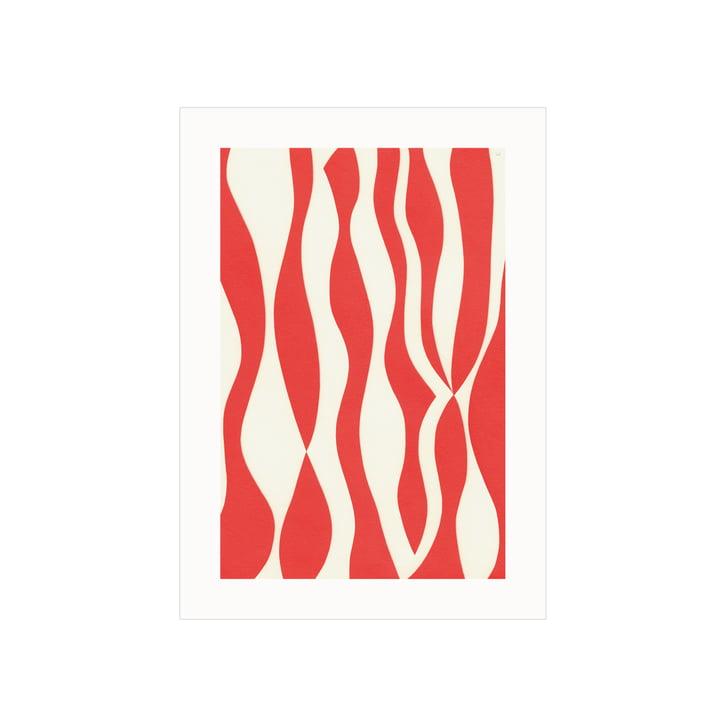 Das Mirror Poster von Paper Collective, 50 x 70 cm