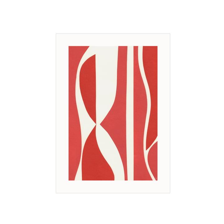 Das The Passage Poster von Paper Collective, 50 x 70 cm