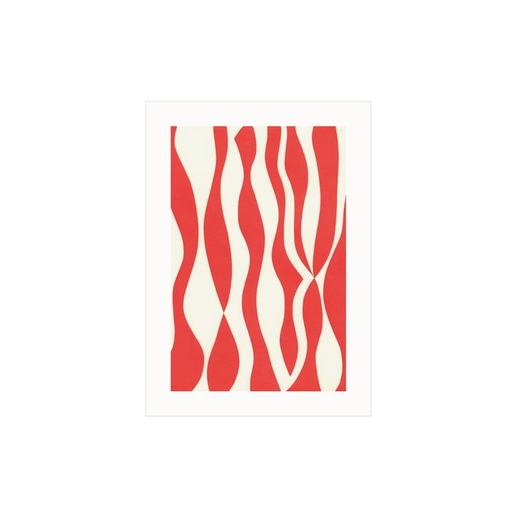 Das Mirror Poster von Paper Collective, 30 x 40 cm