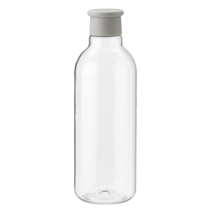 Die Drink-It Wasserflasche von Rig-Tig by Stelton, 0.75 l, hellgrau
