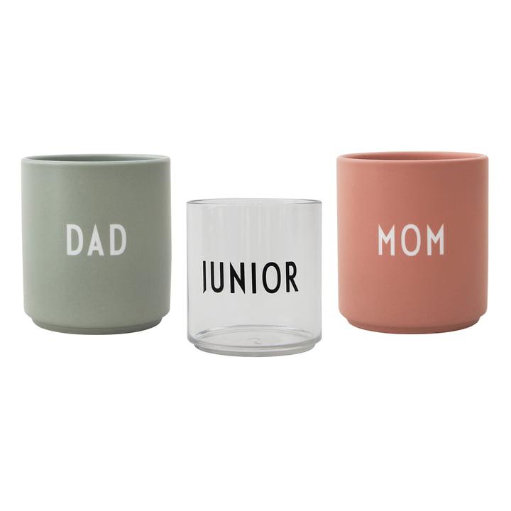 Das Family Geschenk-Set von Design Letters