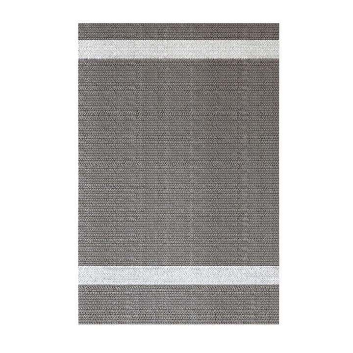 Onda Outdoor Teppich, 200 x 300 cm, grau von Fast