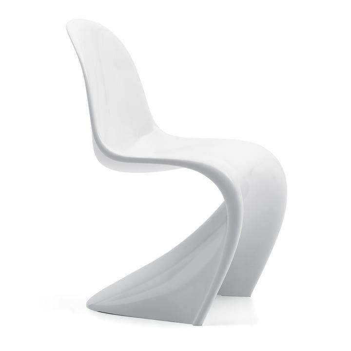 Panton Chair Classic, weiß von Vitra