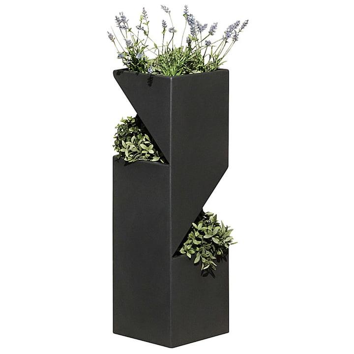 Das Plantower Pflanzgefäß von rephorm, graphit