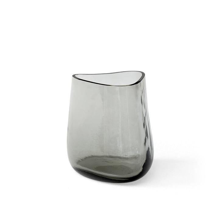 Die Collect SC66 Glas Vase von &Tradition, H 16 cm, shadow