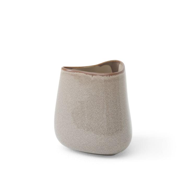 Die Collect SC66 Keramik Vase von &Tradition, H 16 cm, ease