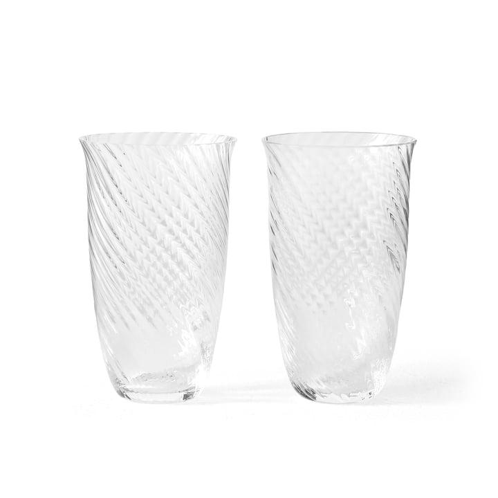 Das Collect SC60 Trinkglas von &Tradition, 165 ml, klar (2er Set)
