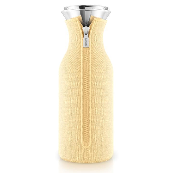 Kühlschrankkaraffe Woven 1.0 l, lemon von Eva Solo